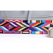 Женские сумки - Женская сумка DAUNAVIA, красная П0562