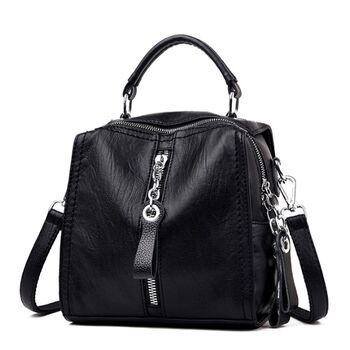 Женская сумка Glorria, черная 0564
