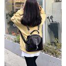 Женские сумки - Женская сумка SAITEN, черная 0564