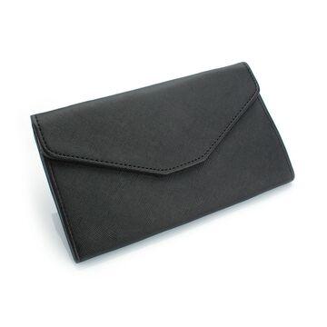 Женские кошельки - Женский кошелек, черный П0566