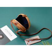 Женская сумка соломенная П0567