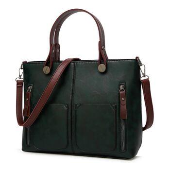 Женская сумка Tinkin, зеленая П0570