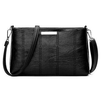 Женская сумка Cooamy, черная П0573