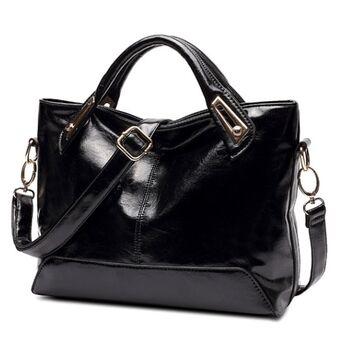 Женская сумка, черная 0575