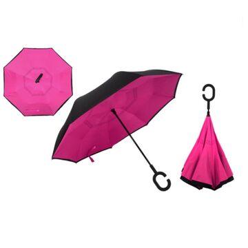 Зонтик Yesello, розовый П0582