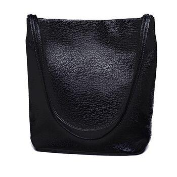 Женская сумка, черная 0588
