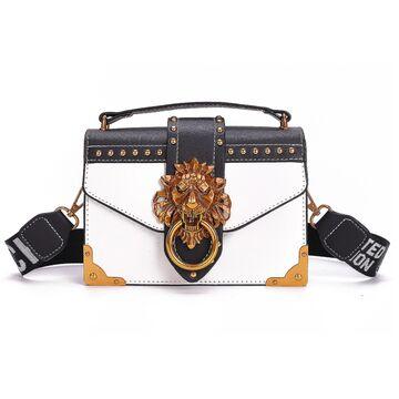 Женская сумка, белая П0591