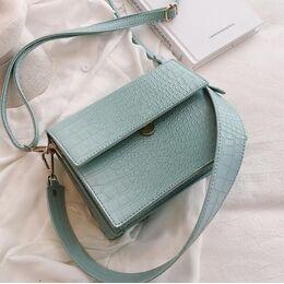 Женская сумка, голубая 0597