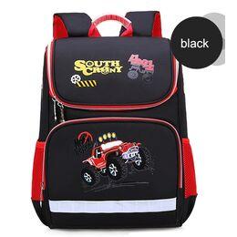 Детский рюкзак с машинкой 0600