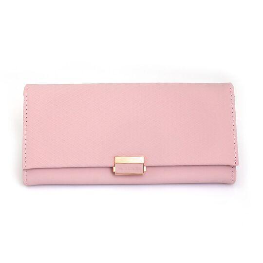 Женские кошельки - Женский кошелек, розовый П0608
