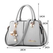 Женские сумки - Женская сумка Saffiano, зеленая П0617