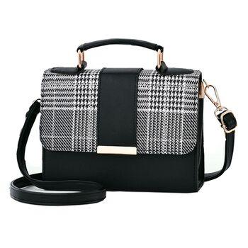 Женская сумка Yogodlns, черная П0620