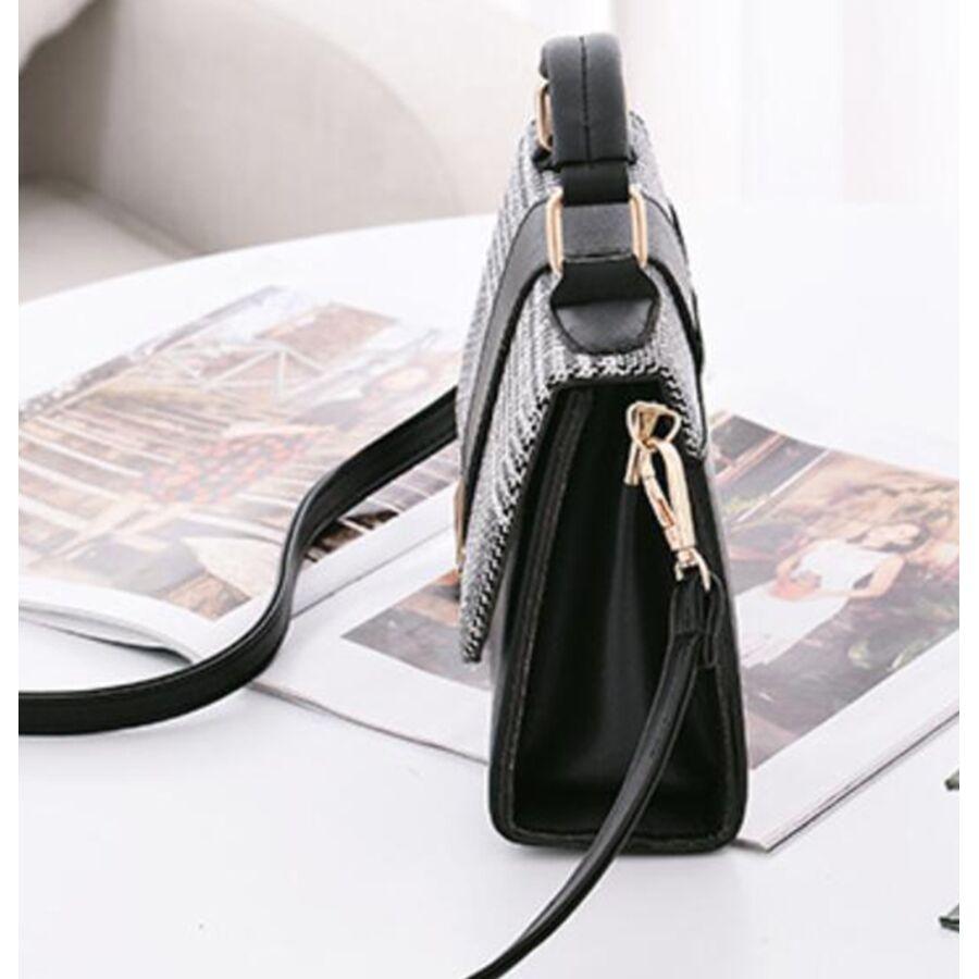 Женские сумки - Женская сумка Yogodlns, черная 0620