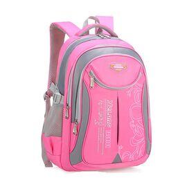 Детский рюкзак, розовый 0622