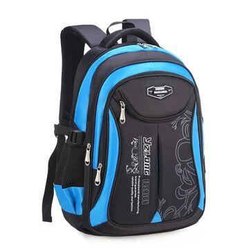 Детский рюкзак, черный П0623