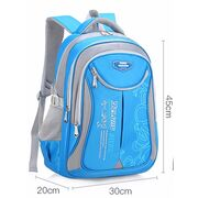 Детские рюкзаки - Детский рюкзак, голубой П0624