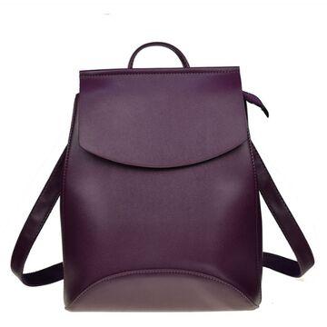 Женский рюкзак, фиолетовый П0631