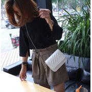Женские сумки - Женская сумка, белая П0638