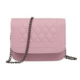 Женская сумка, розовая 0639