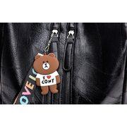 Женский рюкзак SAITEN, коричневый П0641