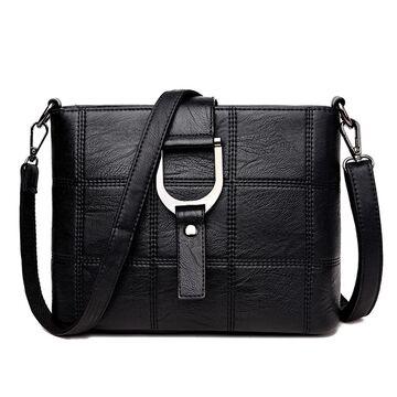 Женская сумка SAITEN, черная П0648