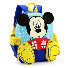 Детский рюкзак Микки Маус синий 0651