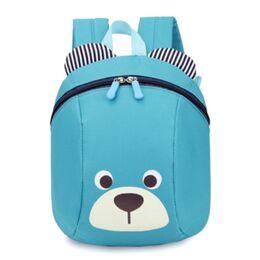 Детский рюкзак, голубой 0653