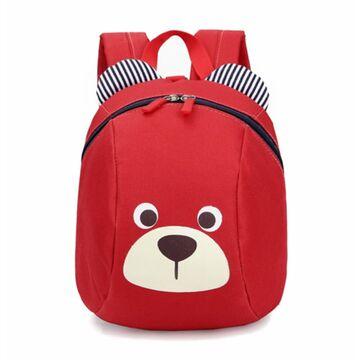 Детский рюкзак, красный П0654