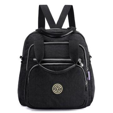 Женские рюкзаки - Женский рюкзак, черный П0655