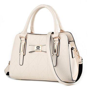 Женская сумка, белая П0659