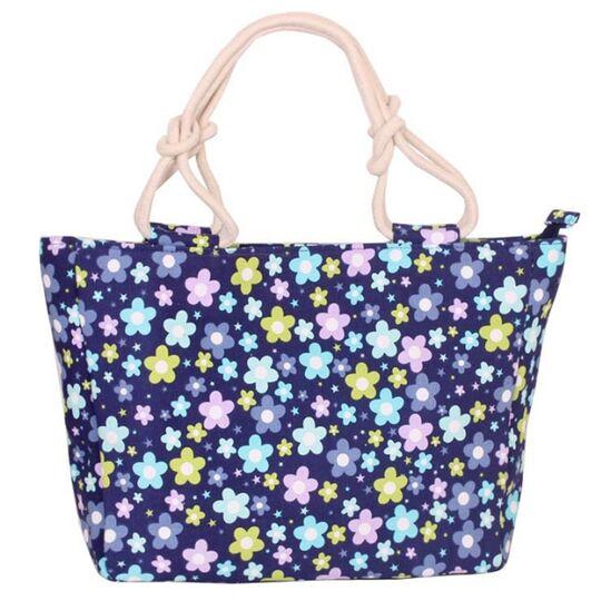 Женские сумки - Женская сумка, синяя П0670