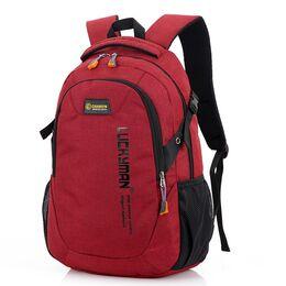 Рюкзак Taikkss красный 0677