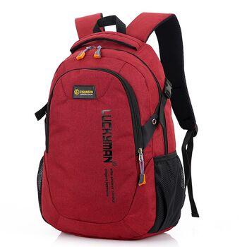 Рюкзак Taikkss красный П0677