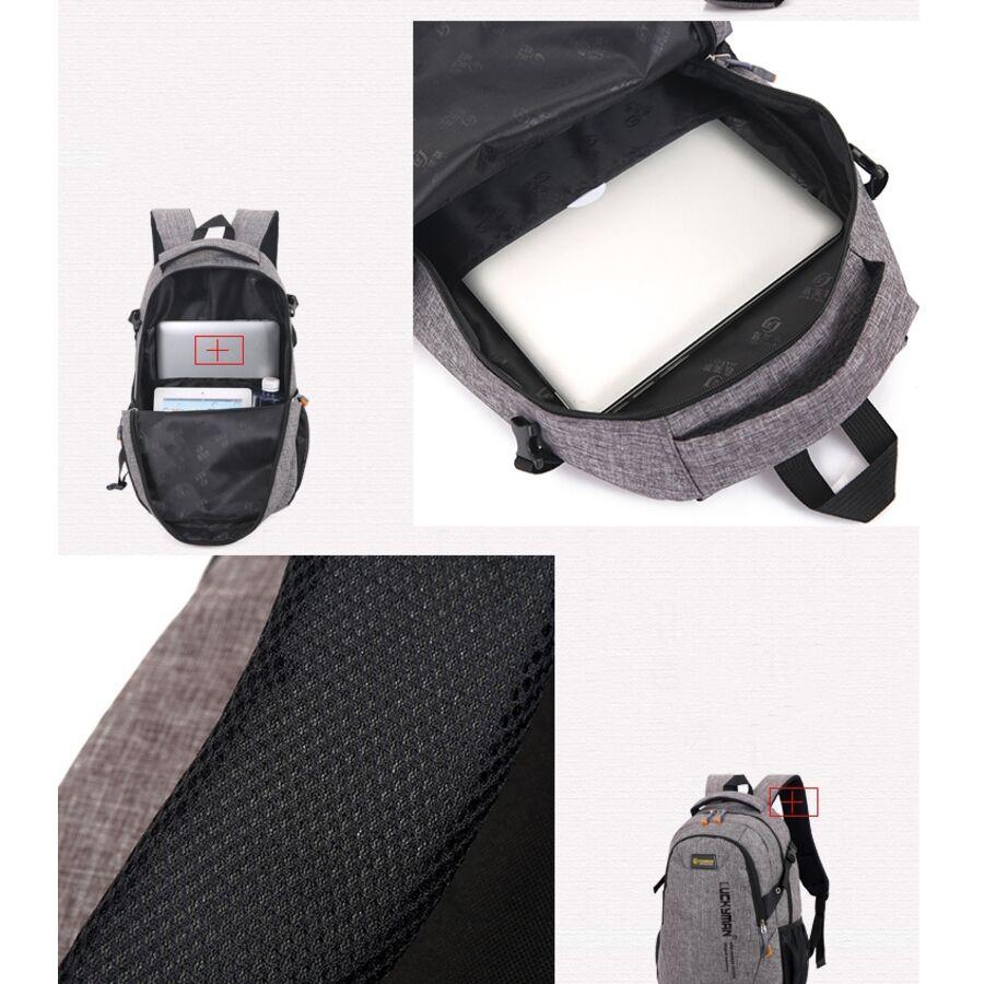 Мужские рюкзаки - Рюкзак Taikkss красный 0677