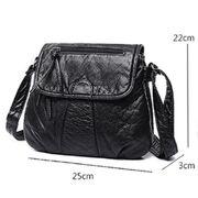 Женские сумки - Женская сумка REPRCLA, черная П0679