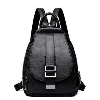 Женский рюкзак PHTESS , черный 0681