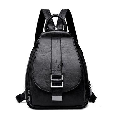 Женский рюкзак PHTESS , черный П0681