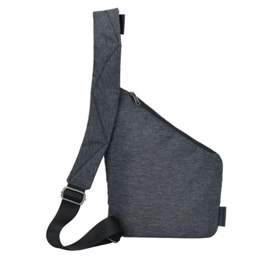 Мужские сумки - Мужская сумка слинг на правое плечо - 0686