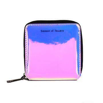 Женский кошелек, розовый - П0691
