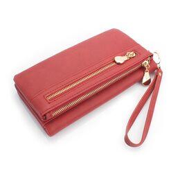 Женский кошелек DOLOVE, красный - 0719