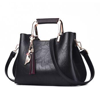 Женская сумка Shunvbasha, черная 0721