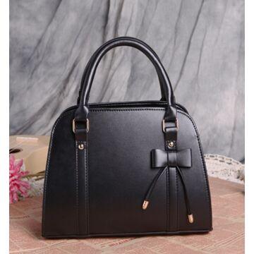 Женская сумка, черная П0748