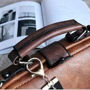 Женские сумки - Женская сумка, черная П0758