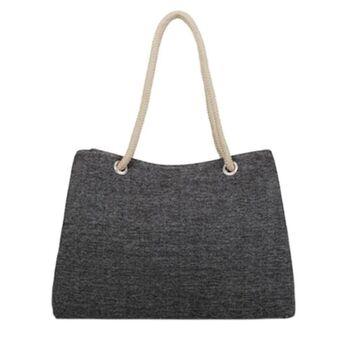 Женская сумка Scione, серая 0770