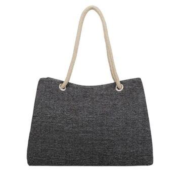 Женская сумка Scione, серая П0770