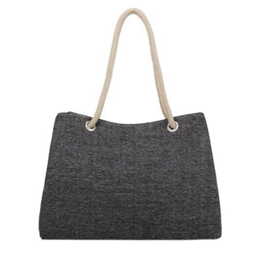 Женские сумки - Женская сумка Scione, серая П0770