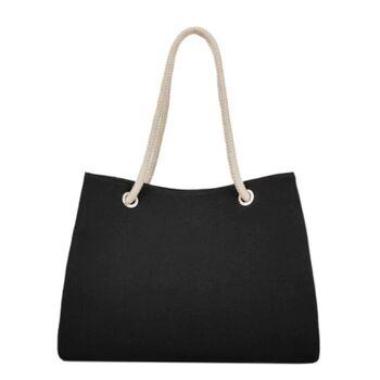 Женская сумка Scione, черная 0771