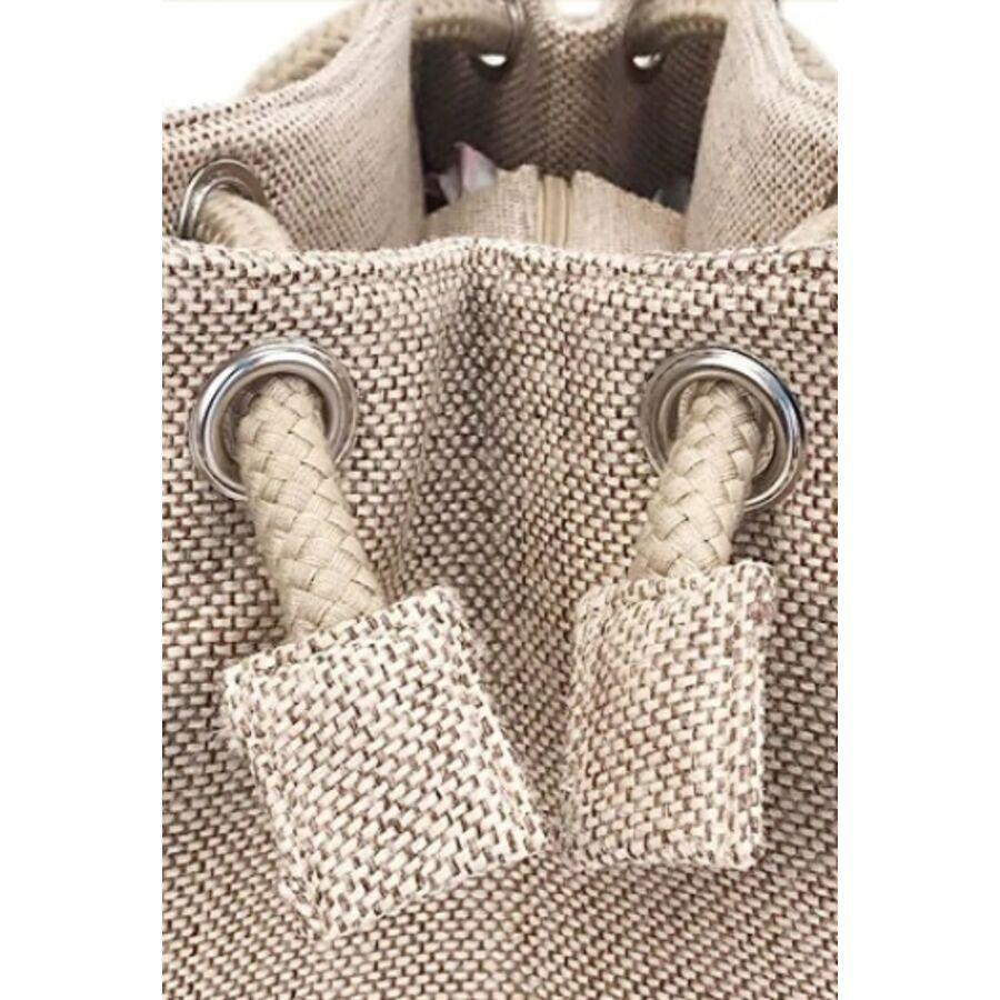Женские сумки - Женская сумка Scione, серая 0772
