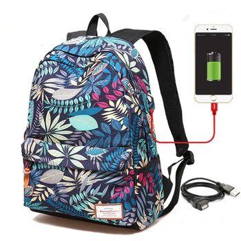 Женский рюкзак Scione 0775