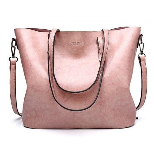 Женские сумки - Женская сумка ACELURE, розовая П0777